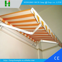 2016 New Arrival Dome Door Window Awing/ Canopy Window Awning/ Aluminum Outdoor Awning Tent