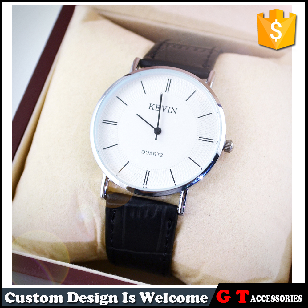 2016 Newest China cehap design mens watch quartz wrist watch