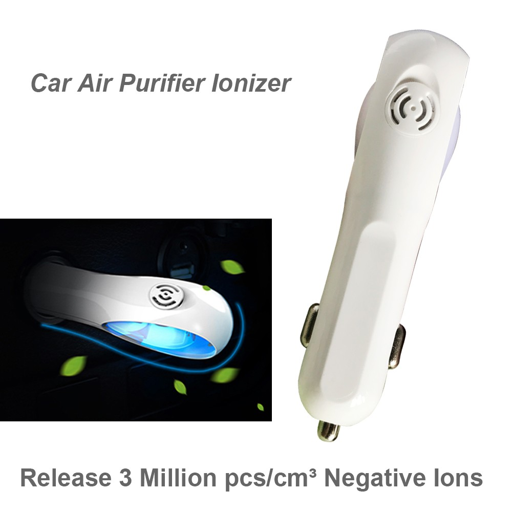 2017 New Electronic Items Latest Products In Market ( Car Air Purifier HM-8 )