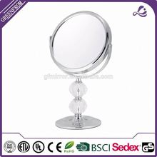 Customized bathroom accessories acrylic mirror material