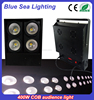 hottest Audience Blinder 400W 4*100W Warm White 3200K COB Led Light