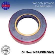 Top quality different size double lip rubber nbr oil seal
