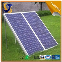factory price new design high quality amorphous solar panel price