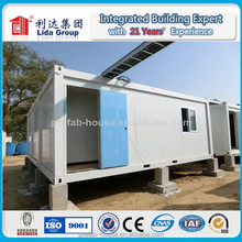 Sandwich panel prefabricated homes container room