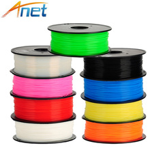 Wholesale 3d printer filament 1kg with 1.75mm abs pla filament for diy 3d printer 3d printing materials