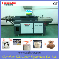 Newest style used in packing mould making,die making,box making, CNC automatic blade bending machine