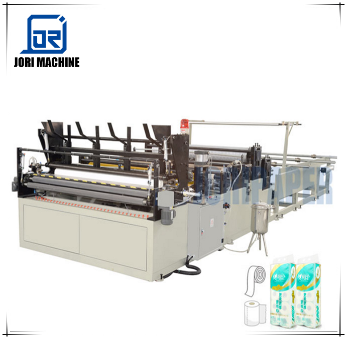 Small Recycled Toilet Paper Making Machine Price