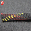 Nylon mesh braiding expandable sleeve for wire harness
