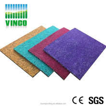 recycle PU sponges floor acoustic carpet underlay shock damping underlayment