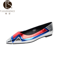 Latest girl footwear design Slip-on PU upper causal shoes