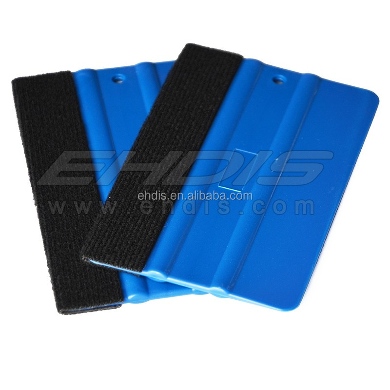 Card Tint 3m wrapping squeegee scraper
