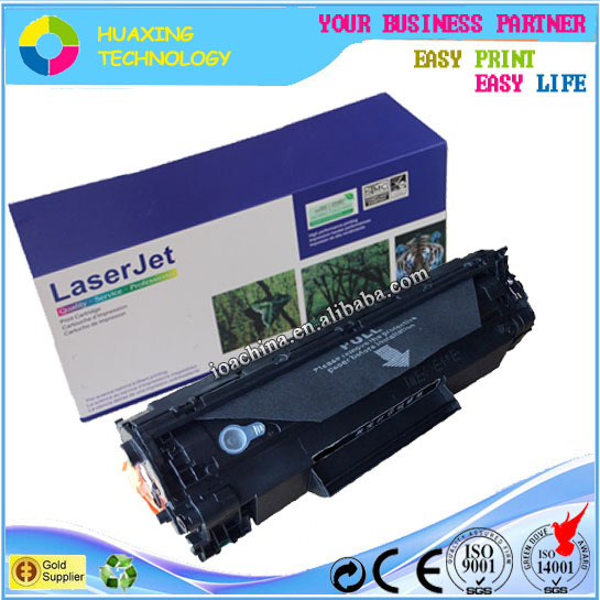 High Qualtiy for hp compatible toner cartridge for hp 285a 85a