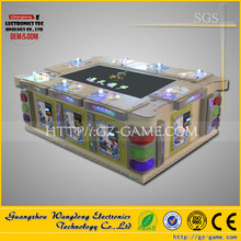Dragon hunter simulator amusement WD-F04 arcade shooting fishing game for Amusement Center