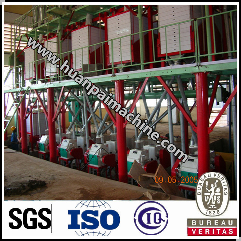 wheat flour milling machines with price / 30 ton per day soft milling wheat / flour mill machine processing plant