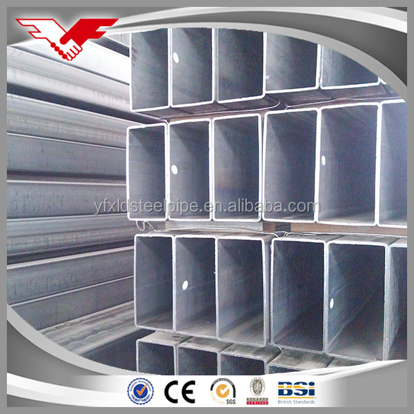 Competitive price High-ranking steel square hollow section pipe