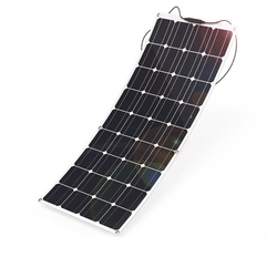 Light Weight High Efficiency Mono Solar Panels 25W 50W 100W 120W 150W 180W 200w solar panel