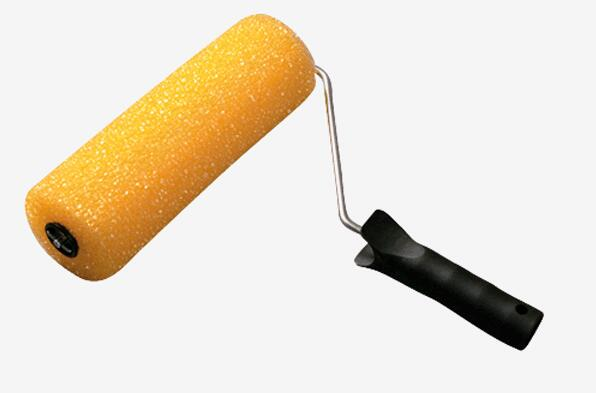 high quality 7inch sponge paint roller refill with handle