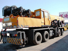 Heavy machine used 50 70 ton truck mounted crane Tadano TG-500E original Japan hot sell in