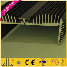6063 OEM aluminium extrusion profiles for heating radiators /profile aluminum construction companies