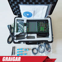 Ultrasonic Flaw Detector MFD350B with extra Probes and Cables
