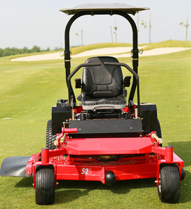 52inch commercial zero turn mower riding