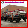 2014 18HP diesel driven bitumen sprayer truck for sale