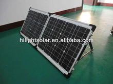 Hot sell !!! Monocrystalline Folding Solar Panel 140w ( SGM-F-2*70W)