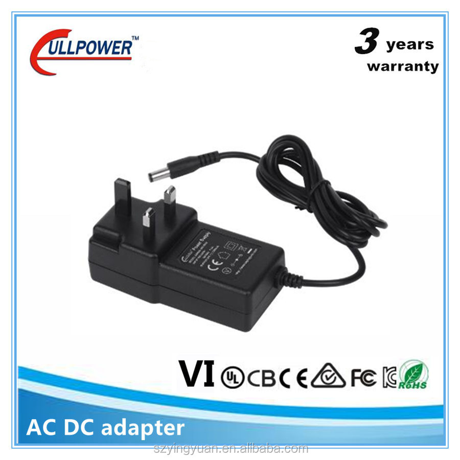 EN 61558 60950 60335 uiniversal 12v 3a 4a switching ac/dc power adapter for Intelligent Safeguard Systems