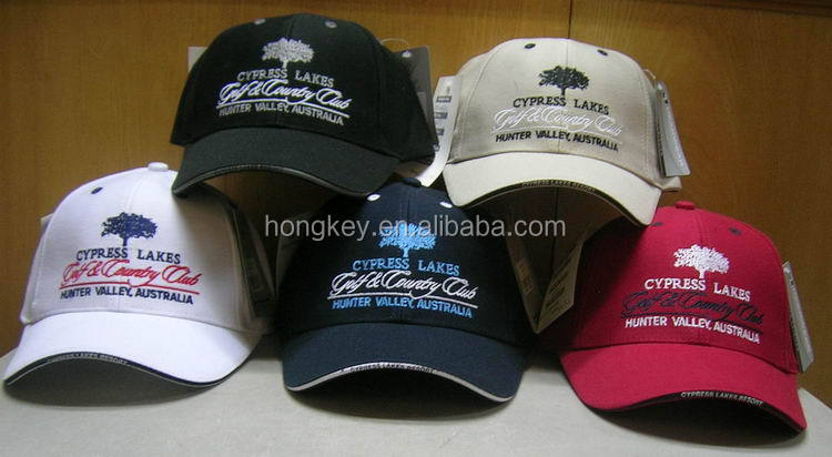 customer's design sports cap