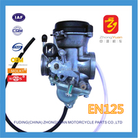 High Quality Chinese Wholesale Motorcycle Carburetor GN125 for Suzuki EN125
