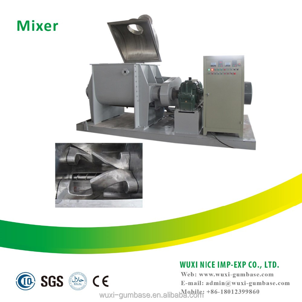 Food Processing Machine-new double arm concrete mixers