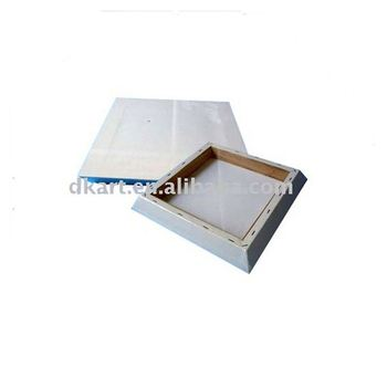 Stretched Canvas with Frame Stretched Canvas Board Stretched Painting Canvas Panel Blank