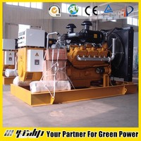 gas generator electrical power