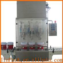 Automatic high quality salad oil manufacturing wastewater filling machine