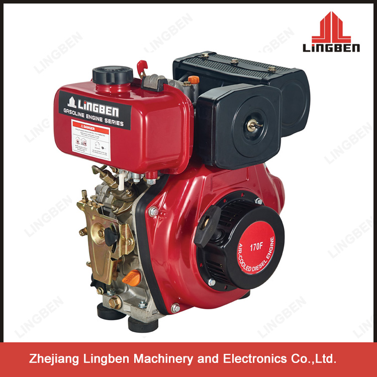 Small Gasoline Engines For Bicycle Gasoline Engne 170f LB-170