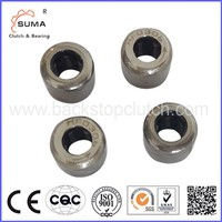 HF0306 flat cage needle roller bearings with steel springs