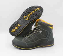high quality industrial safety boots canada with steel toe and steel insole