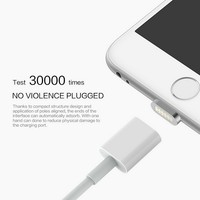 (Plastic)Magnetic Sync Data Cable Strong USB Charger For Apple for iPhone 7 6 6s 5s