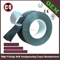 high voltage insulation tape/ rubber tape for electrical use