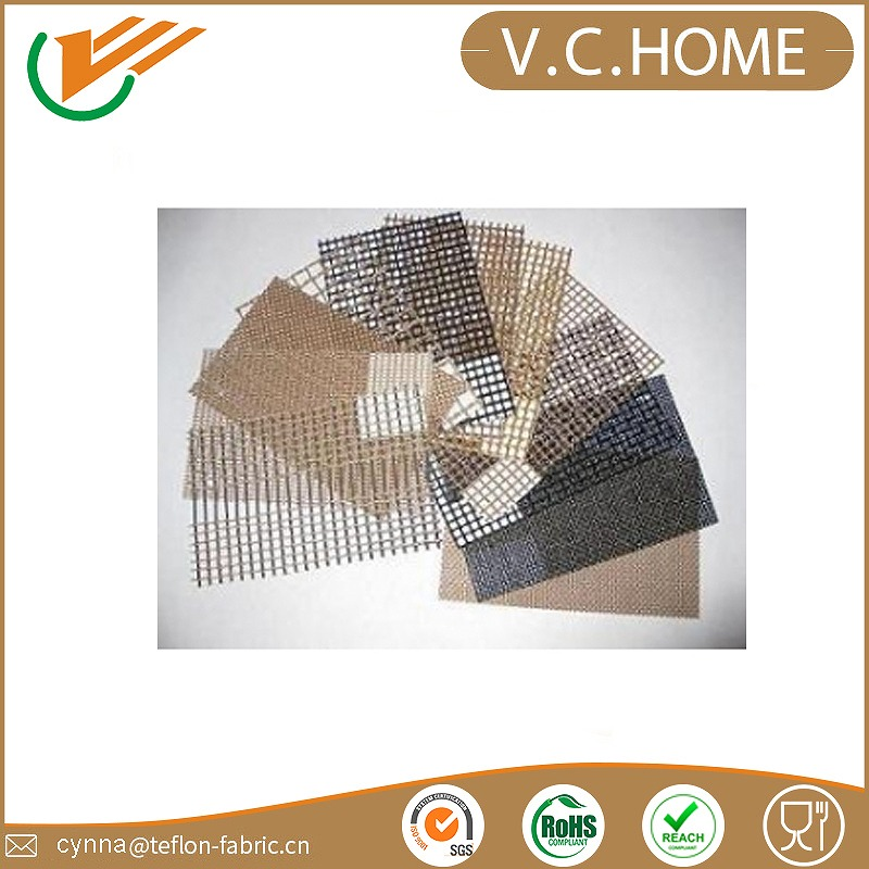 Best Selling High temperature resistance anti water ptfe coated fiberglass fabric
