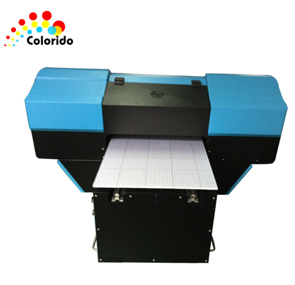 Dual DX7 heads CO-UV4590 UV printer Flatbed,factory price