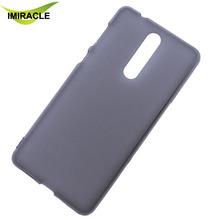 Cheap Prirce Rubber Silicone TPU Gel Cell Phone Case For Nokia 9 Cover