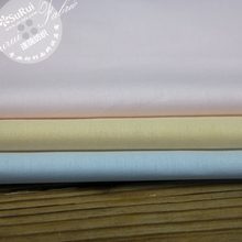 Microfiber polyester cotton oxford shirting fabric