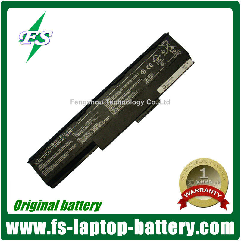 11.1V 4400mah Li-ion Laptop Battery Pack A32 for Asus A32-P30