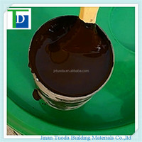 excellent deformability TD XJFS waterproof coating can be attached in the concrete and light brick