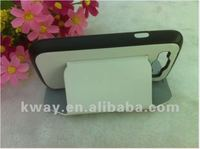 HOT! Flip Leather Case Cover Stand holder for Samsung Galaxy S3 S III i9300 KSH042