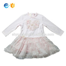 Baby Party Dress Children Frocks Designs Christmas Party Girls' Dresses