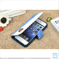 Ex stock innovations hot wallet for iphone case prevail ebay china P-IPH5CASE110