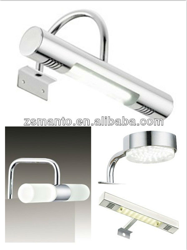 Bathroom Aluminum LED mirror light,IP44