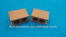 new material wpc(wood plastic composite) Decking /flooring (cheap wpc outdoor decking flooring) waterproof,outdoor,ANTI-U